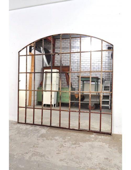 Industriële spiegel XL