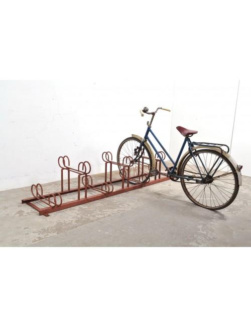 Antiek fietsenrek