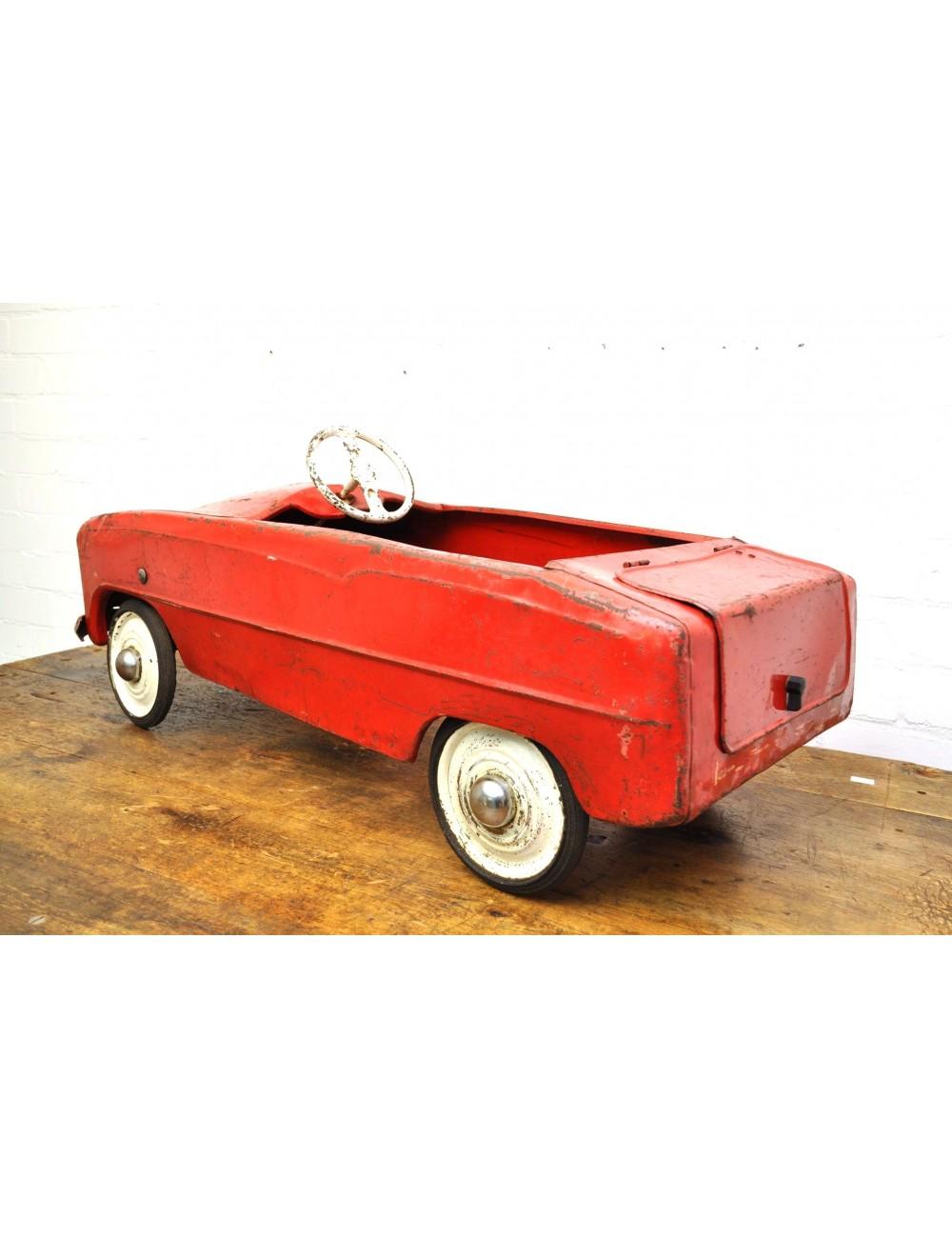 Vintage trapauto