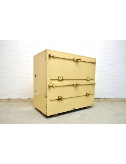 Antieke koelkast