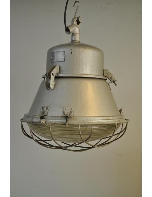 Industriële fabriekslamp 2x