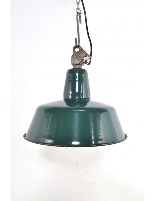 Emaille lamp